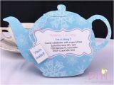 Teapot Birthday Invitations Printable Tea Party Invitation Disney Frozen Invitations