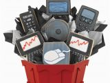 Tech Birthday Gifts for Him High Tech Cookie Bouquet Cookies by Design
