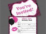 Teenage Birthday Invitation Templates Free Birthday Invitation Blank Invitation Cards Superb