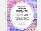 Teenage Birthday Invites 24 Teenage Birthday Invitation Templates Psd Ai Free