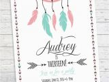 Teenage Birthday Invites 25 Best Ideas About Teen Birthday Invitations On