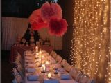 Teenage Birthday Party Decoration Ideas Under the Stars Tween Teen Girl Birthday Party Via Karas
