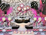 Teenage Girl Birthday Decorations Kara 39 S Party Ideas Bunco Girls Night Teen Girl Birthday
