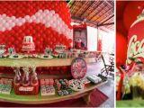 Teenage Girl Birthday Decorations Kara 39 S Party Ideas Coca Cola themed Tween Party Decor
