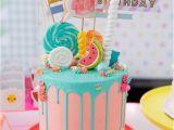 Teenage Girl Birthday Decorations Kara 39 S Party Ideas Pastel Neon Teen Birthday Party Kara
