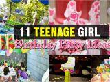 Teenage Girl Birthday Party Decorations Awesome Teenage Girl Birthday Party Ideas Teenage Girl