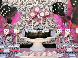 Teenage Girl Birthday Party Decorations Kara 39 S Party Ideas Bunco Girls Night Teen Girl Birthday