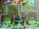 Teenage Mutant Ninja Turtles Birthday Decorations and Everything Sweet Teenage Mutant Ninja Turtle