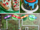 Teenage Mutant Ninja Turtles Birthday Decorations Kara 39 S Party Ideas Teenage Mutant Ninja Turtles Party