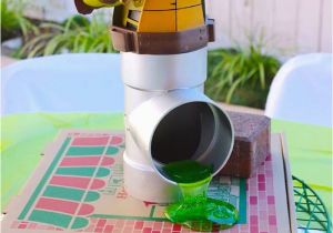 Teenage Mutant Ninja Turtles Birthday Decorations Kara 39 S Party Ideas totally Rad Teenage Mutant Ninja