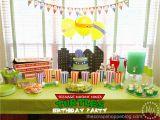 Teenage Mutant Ninja Turtles Birthday Decorations Teenage Mutant Ninja Turtle Tmnt Birthday Party the