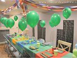 Teenage Mutant Ninja Turtles Birthday Decorations Teenage Mutant Ninja Turtles Party the Cards We Drew