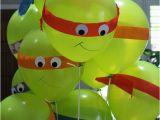 Teenage Mutant Ninja Turtles Birthday Decorations the Best Teenage Mutant Ninja Turtles Party Ideas total