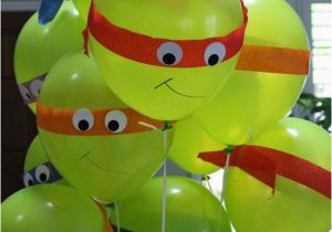 Teenage Mutant Ninja Turtles Birthday Decorations the Best Teenage Mutant Ninja Turtles Party Ideas total