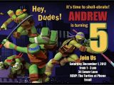 Teenage Mutant Ninja Turtles Birthday Invitations Free Download Free Template Teenage Mutant Ninja Turtle