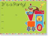 Template for Birthday Invitation Free Kids Birthday Invite Template 21st Birthday Invitation