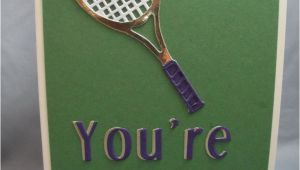 Tennis Birthday Cards 26 Best Tennis Cards Images On Pinterest Tennis Mens