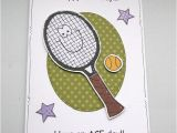 Tennis Birthday Cards Have An Ace Day Tennis Birthday Card Flickr Photo
