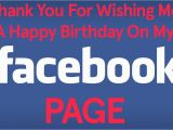 Thank U for Wishing Me Happy Birthday Quotes Thank You for Wishing Me A Happy Birthday On My Facebook