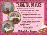 Thank You and Happy Birthday Quotes Happy Birthday Thank You Quotes Quotesgram