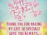 Thank You and Happy Birthday Quotes Romantic Birthday Wishes