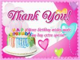 Thank You for Your Birthday Card How to Say Thank You for Birthday Wishes Wordings and