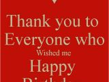 Thanks for Happy Birthday Wishes Quotes 25 Best Ideas About Thanks for Birthday Wishes On