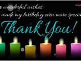 Thanks for Happy Birthday Wishes Quotes Best Thank You for Birthday Wishes Messages Sayings Text