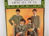 The Beatles Birthday Card 301 Moved Permanently