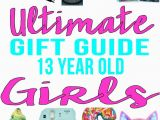 The Best Gift for A Girl On Her Birthday Best Gifts for 13 Year Old Girls Gift Suggestions 13th