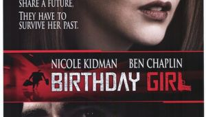 The Birthday Girl Movie Birthday Girl Movie Posters From Movie Poster Shop