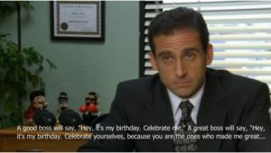 The Office Happy Birthday Quotes the Office Birthday Quotes Quotesgram