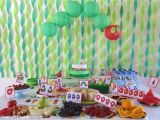The Very Hungry Caterpillar Birthday Party Decorations Learn with Play at Home Very Hungry Caterpillar Party