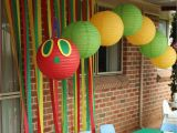 The Very Hungry Caterpillar Birthday Party Decorations What Do You Do All Day the Very Hungry Caterpillar Party