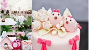 Theme Ideas for 1st Birthday Girl 34 Creative Girl First Birthday Party themes and Ideas