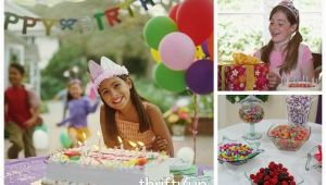 Themes for 13th Birthday Girl 13th Birthday Party Ideas for Girls Thriftyfun