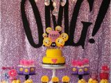Themes for 13th Birthday Girl Glam Emoji Birthday Party Ideas Clever Party Ideas