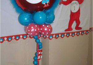 Thing 1 And 2 Birthday Decorations Baby Shower Party Ideas