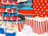 Thing 1 and Thing 2 Birthday Party Decorations Kara 39 S Party Ideas Thing 1 and Thing 2 Twin themed