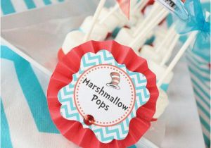 Thing 1 And 2 Birthday Party Decorations Kara 39 S Ideas One