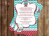 Thing 1 Thing 2 Birthday Invitations Novel Concept Designs Cat In the Hat Thing 1 and Thing