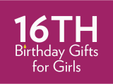 Things to Do for 16th Birthday Girl 16th Birthday Gifts at Find Me A Gift