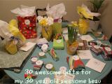 Thirtieth Birthday Ideas for Him 30 Birthday Gifts for 30th Birthday Gypsy soul