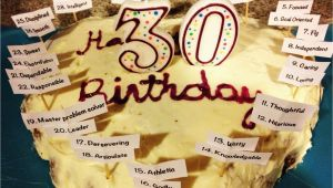 Thirtieth Birthday Ideas for Him Birthday Cake for My Fiance for His 30th Birthday Added