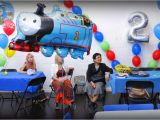 Thomas and Friends Birthday Decorations Thomas and Friends Birthday Party Ideas Photo 1 Of 17