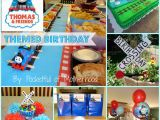 Thomas and Friends Birthday Decorations Thomas and Friends themed Birthday Party Pocketful Of