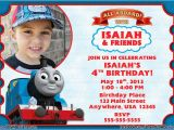 Thomas and Friends Birthday Invitation Cards 1000 Images About isaac 39 S 3rd Birthday On Pinterest