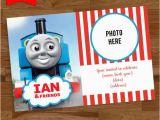 Thomas and Friends Birthday Invitation Cards Items Similar to Thomas Friends Birthday Invitation On Etsy