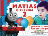 Thomas and Friends Birthday Invitation Cards Thomas and Friends Birthday Invitation by Nellyaortiz On Etsy