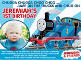Thomas and Friends Birthday Invitation Cards Thomas the Train Birthday Invitations Ideas for Kids